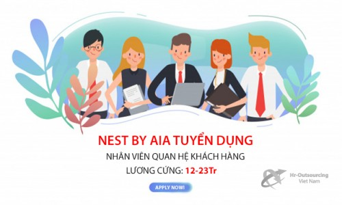 Nest by AIA Tuyển dụng